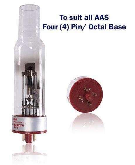 Cd Cadmium Super Lamps 3 Volt Aa 21093 3 Hcl Cd